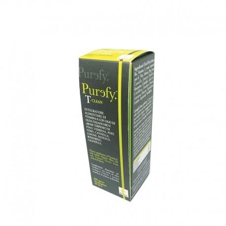 Berrier  T-CLEAN Purefy Gocce