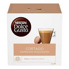 70 Capsule Nescafè Dolce Gusto Cortado - Espresso Macchiato
