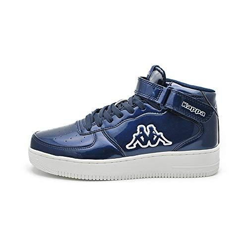 SNEAKERS KAPPA CASERTA MID V FOOTWEAR BLUE NAVY 3025WL0NAVY