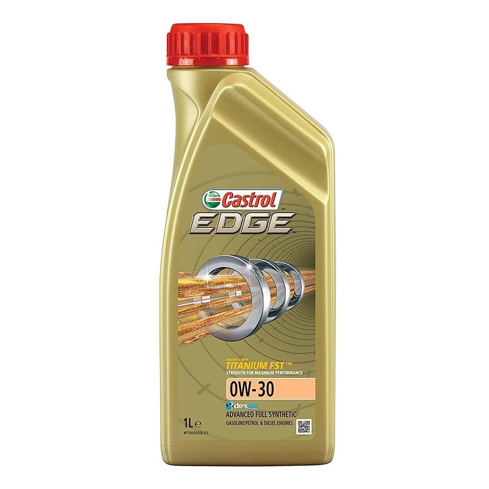 OLIO MOTORE CASTROL EDGE 0W-30 ADVANCED FULL SYNTHETIC 1L