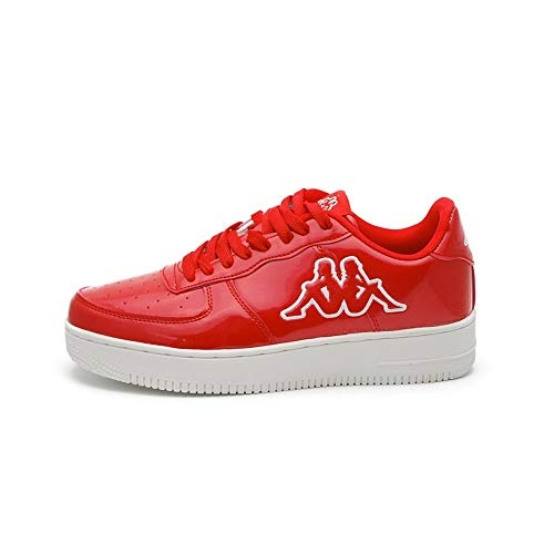 SNEAKERS KAPPA CASERTA FOOTWEAR RED SHINY 3025WK0ROSSO
