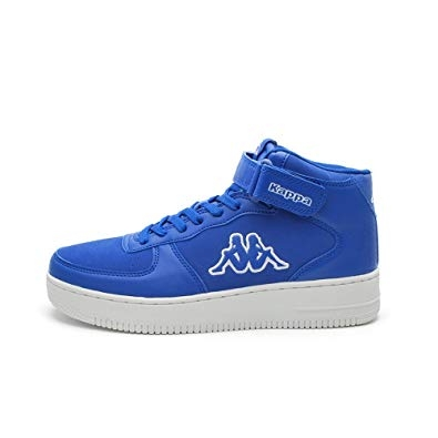 SNEAKERS KAPPA CASERTA MID V FOOTWEAR BLUE ROYAL 3025WL0ROYAL
