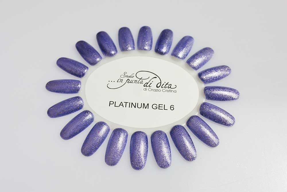 Platinum gel 6