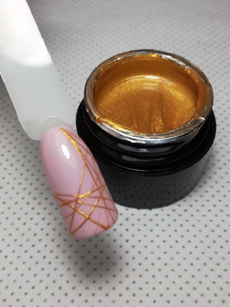 Spider gel oro