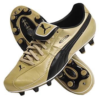 Fg Mega Xl 03 Gold White Calcio Black 101595 Liga Puma I Scarpe VzUSpM