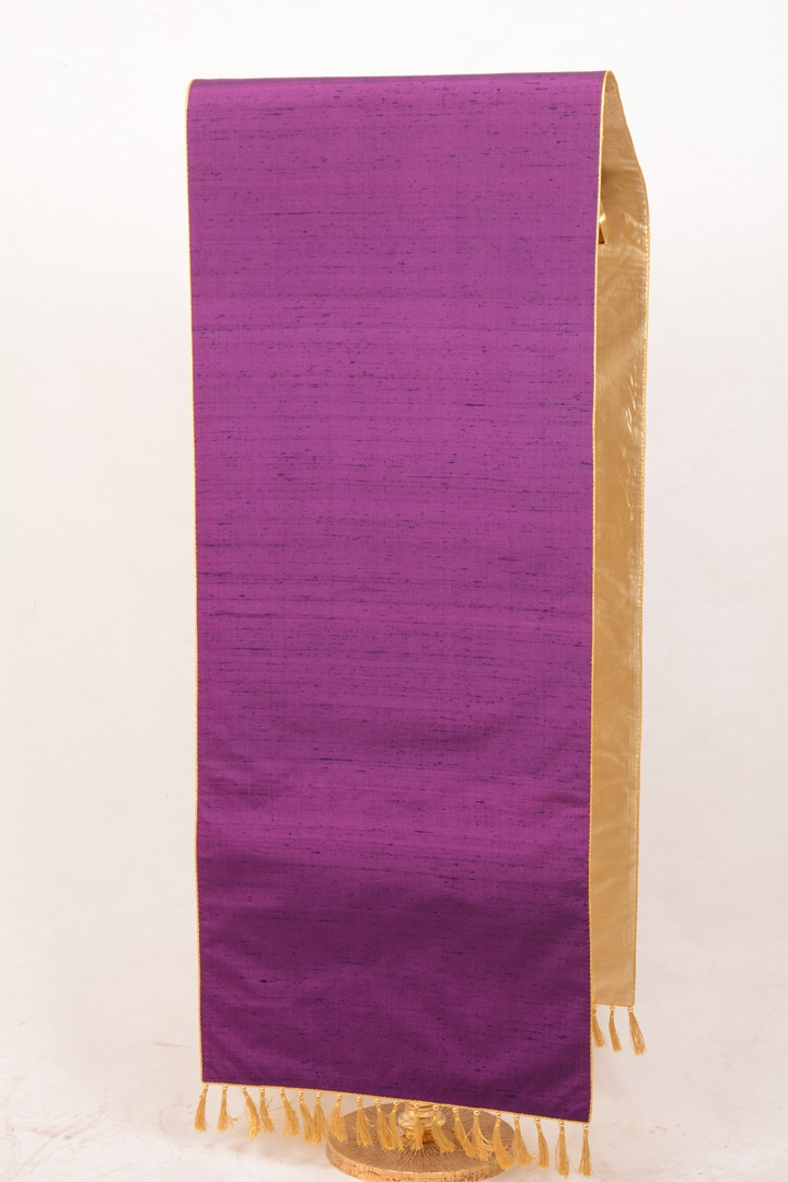 Copri Ambone MF - Viola VA5 - 50 x 260 cm