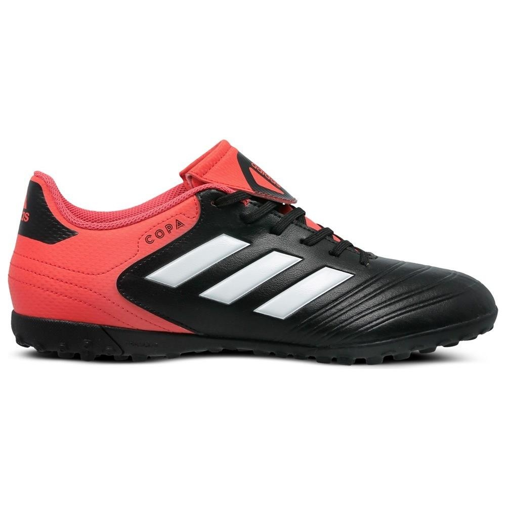 SCARPE CALCETTO ADIDAS COPA TANGO 18.4 TF CP8975 BLACK/SOLAR RED
