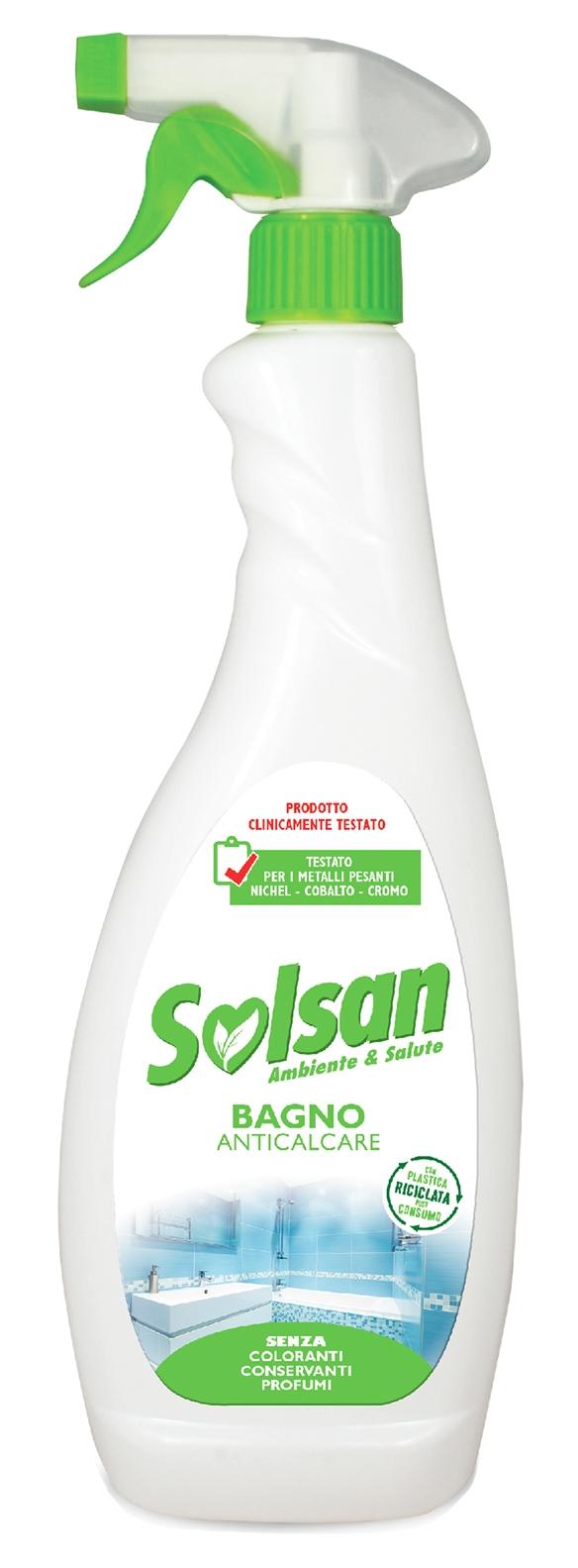 Detergente Bagno Anticalcare lt 0,75