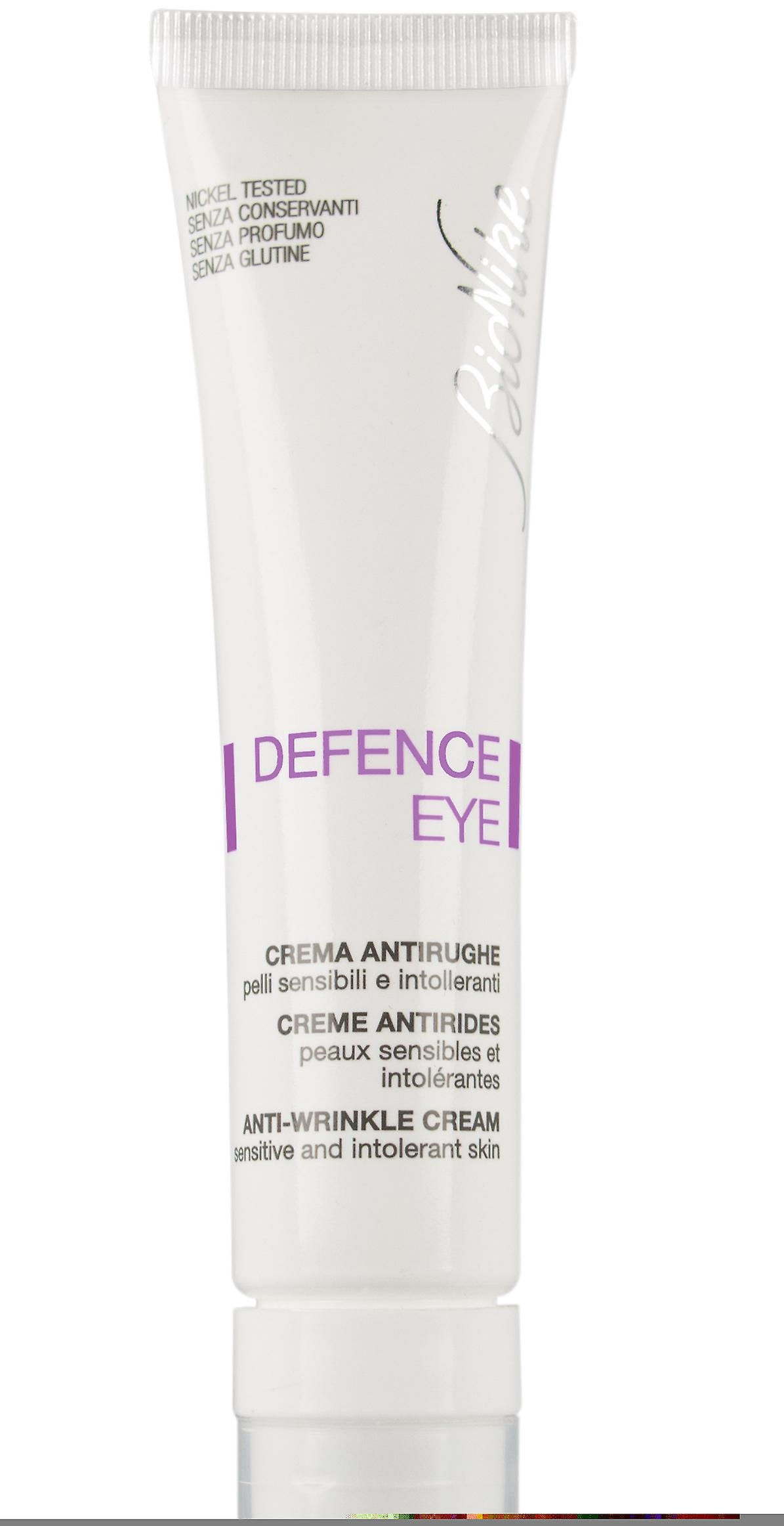 Defence EYE contorno occhi Antirughe 15 ml BIONIKE