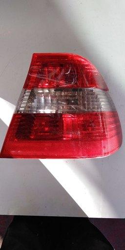 Fanale post. parte est. dx usato originale BMW serie 3 dal 2001 al 2005 Berlina 4 porte
