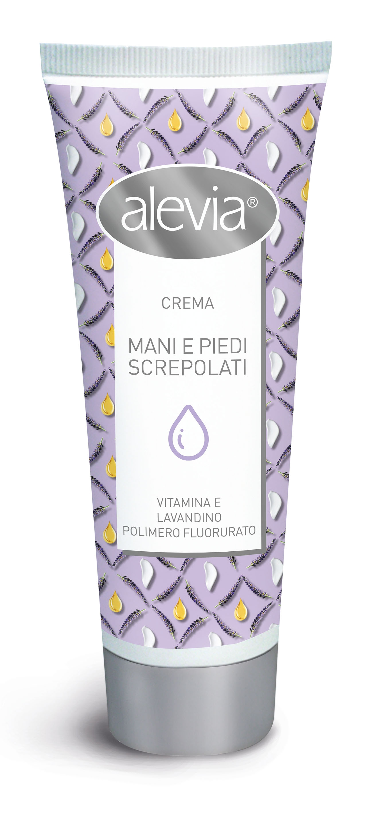 Alevia for chapped hands and feet