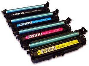 Toner Compatibile con Canon 723 Yellow