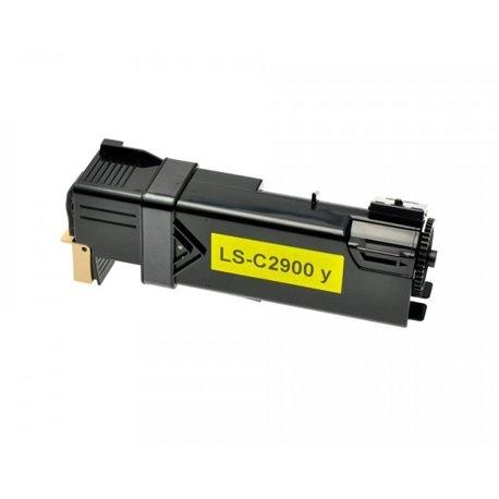 Toner Compatibile con Epson C2900 Yellow