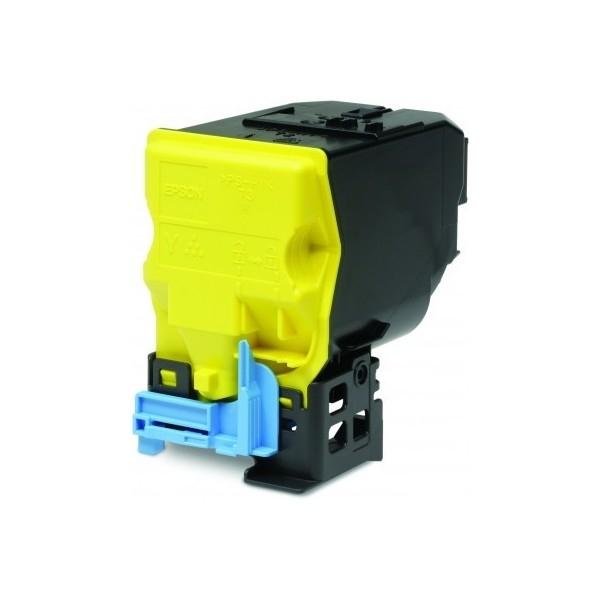 Toner Compatibile con Epson C3900 Yellow