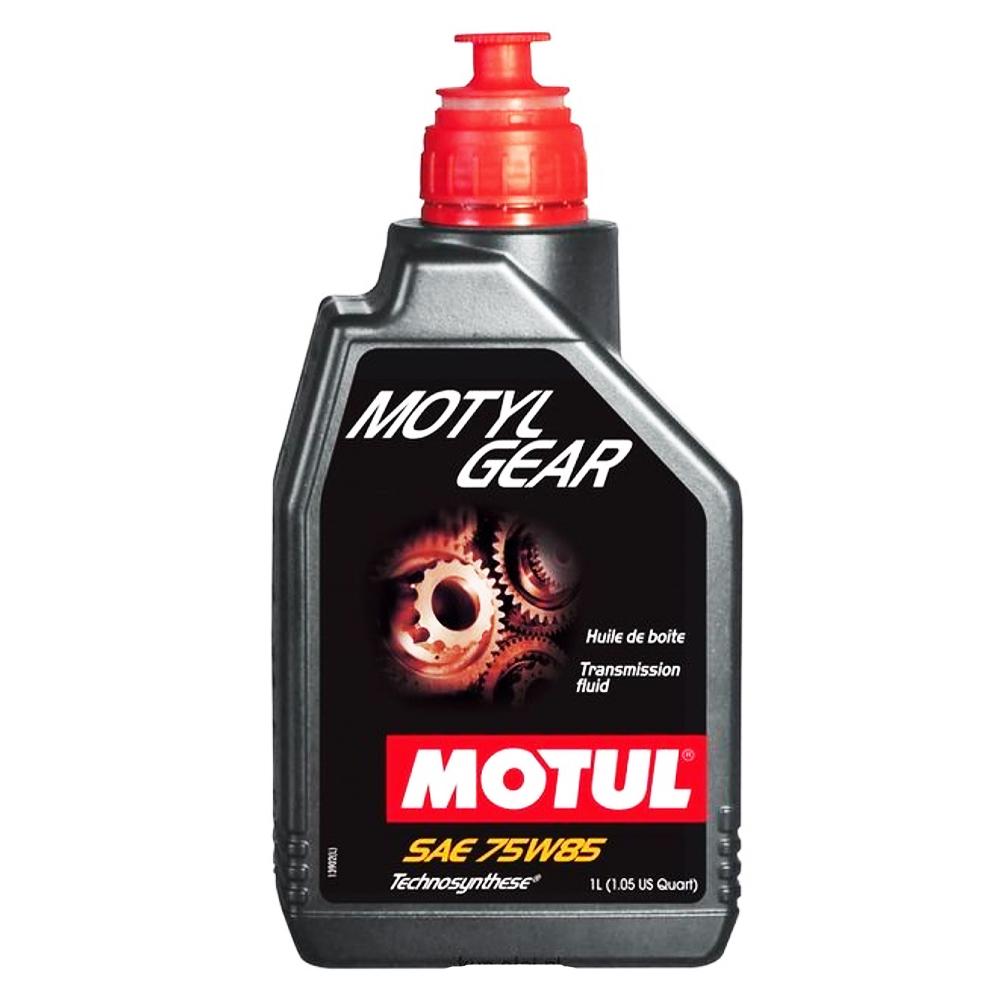 OLIO CAMBIO MOTUL MOTYL GEAR SAE 75W85 TECHNOSYNTHESE 1L