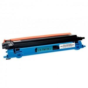 Toner Compatibile con Brother TN135 Ciano