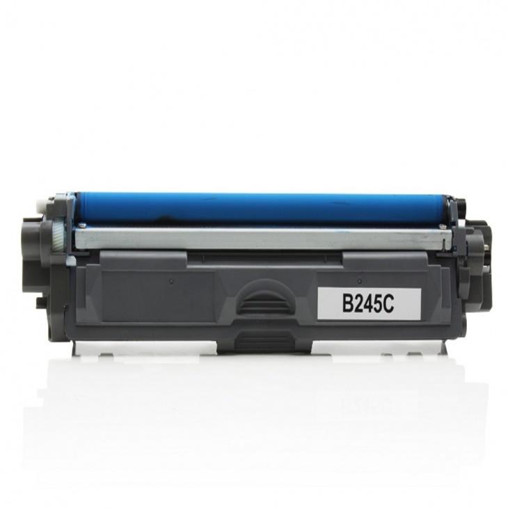 Toner Compatibile con Brother TN245 Ciano