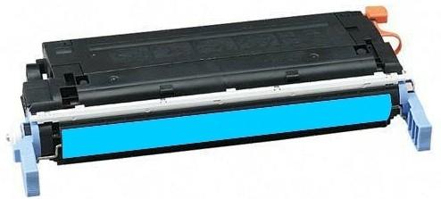 Toner Compatibile con HP C9721A Ciano Canon LBP2500