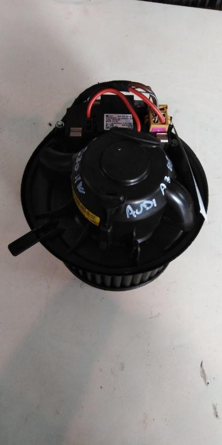 Motorino ventilazione abitacolo usato originale Audi A3 serie dal 2003 al 2010 2.0 TDI