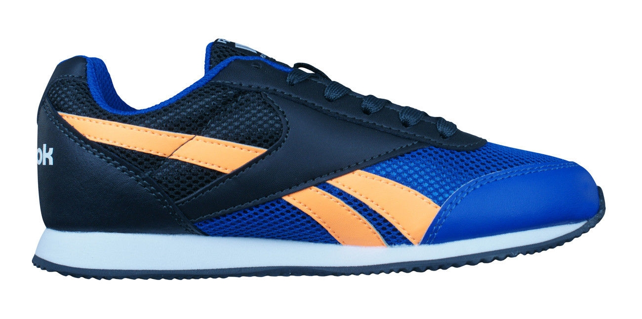 SNEAKERS REEBOK ROYAL CLJO2 KIDS CLASSIC BLUE/COAL