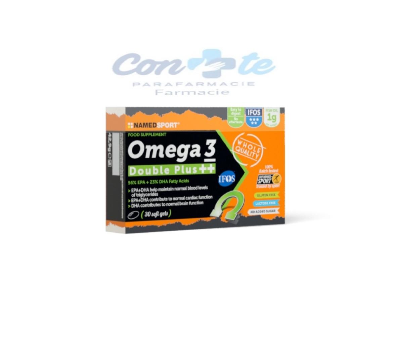 Named Sport Omega 3 - 30 capsule soft-gel