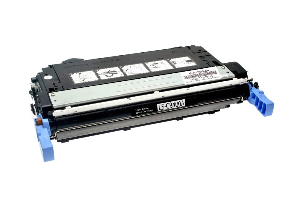 Toner Compatibile con HP CB400A Black