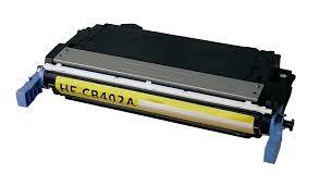 Toner Compatibile con HP CB402A Yellow