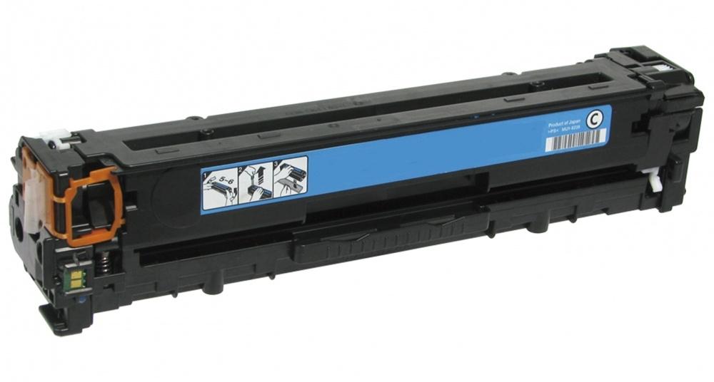 Toner Compatibile con HP CB541A Canon 716 Ciano