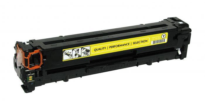 Toner Compatibile con HP CB542A Canon 716 Yellow