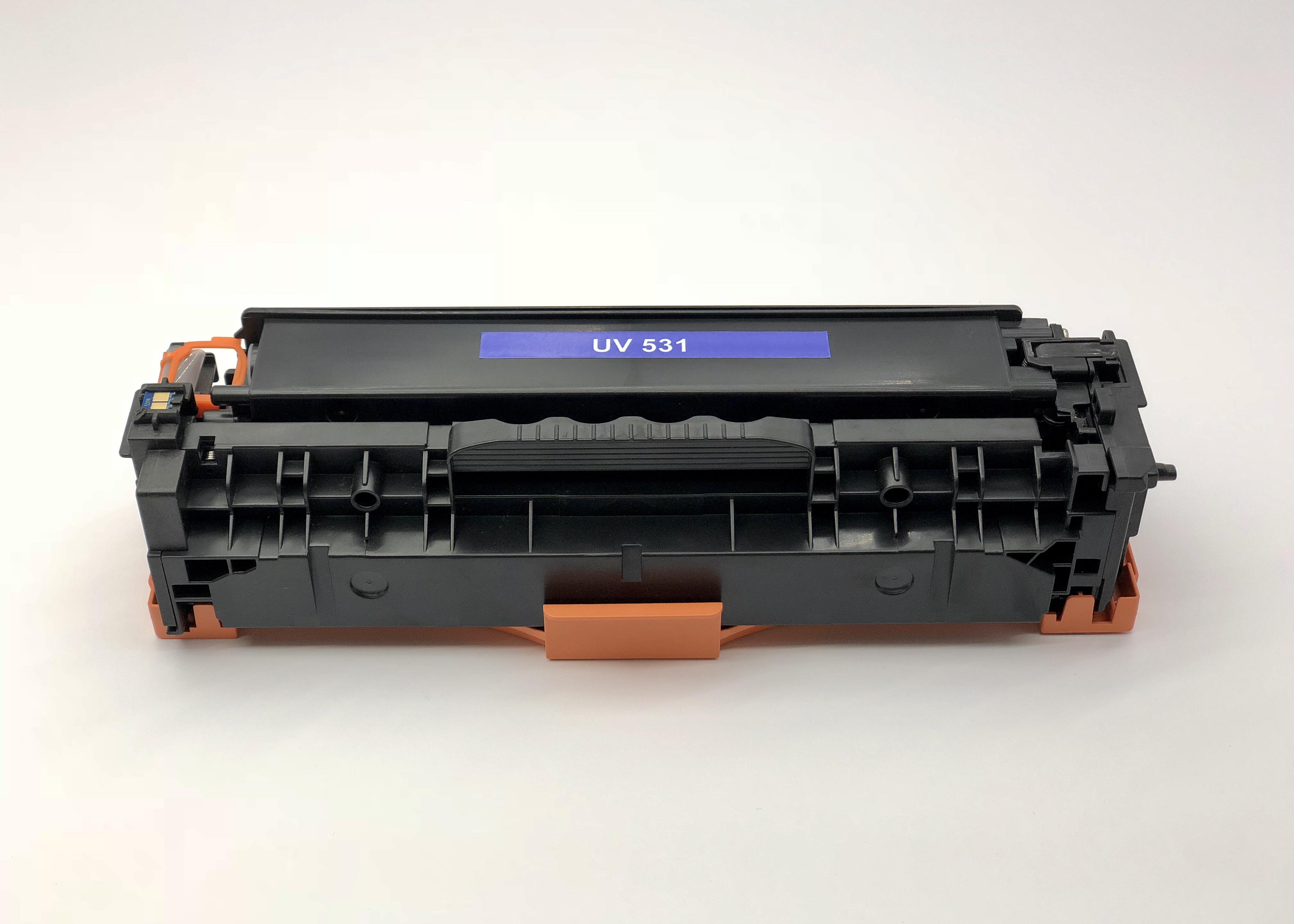 Toner Compatibile con HP CC531A Canon 718 Ciano