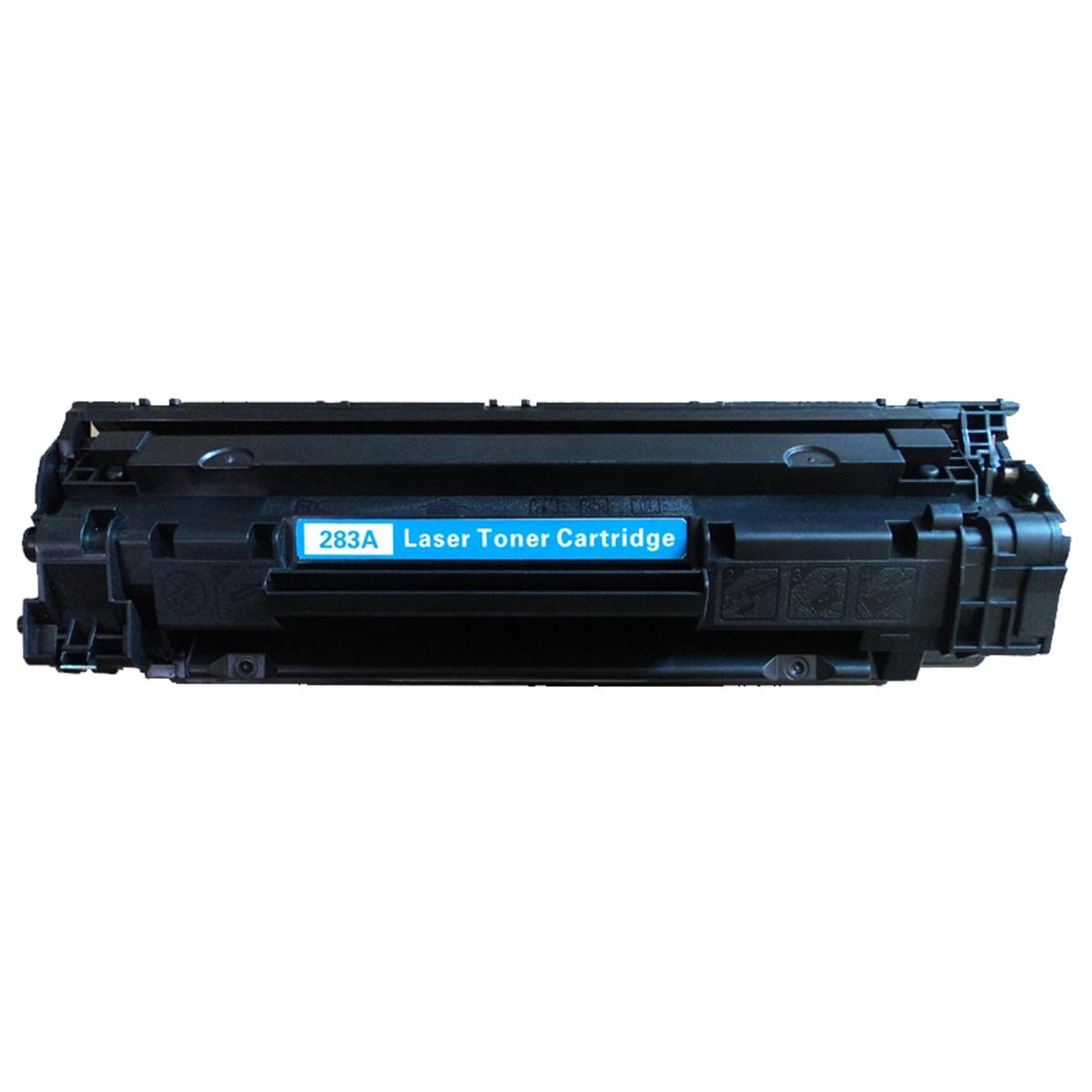Toner Compatibile con HP CF283A