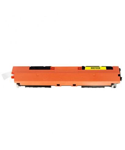 Toner Compatibile con HP CF352A Yellow