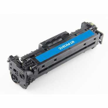 Toner Compatibile con HP CF381A Ciano