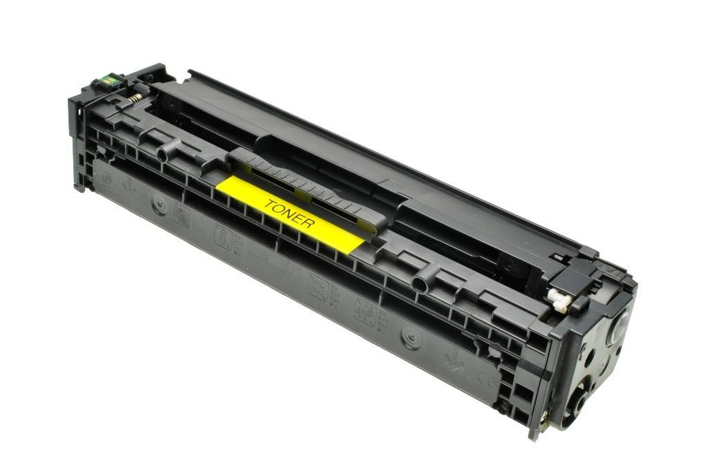 Toner Compatibile con HP CF382A Yellow
