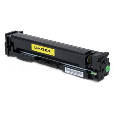 Toner Compatibile con HP CF402X Yellow