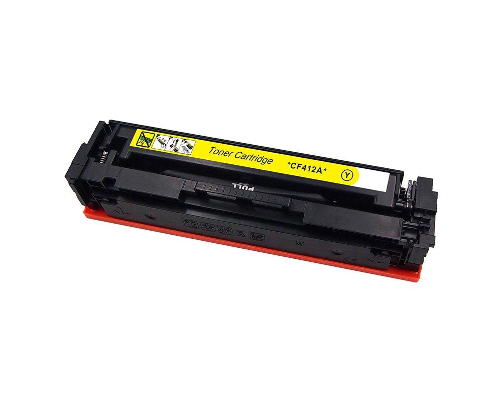 Toner Compatibile con HP CF412X Yellow