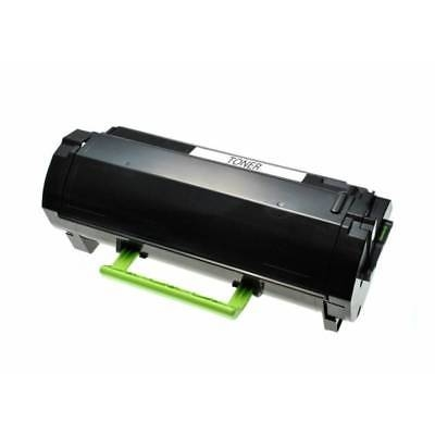 Toner Compatibile con LEXMARK 602H MX310 MX410 10K - new chip v3