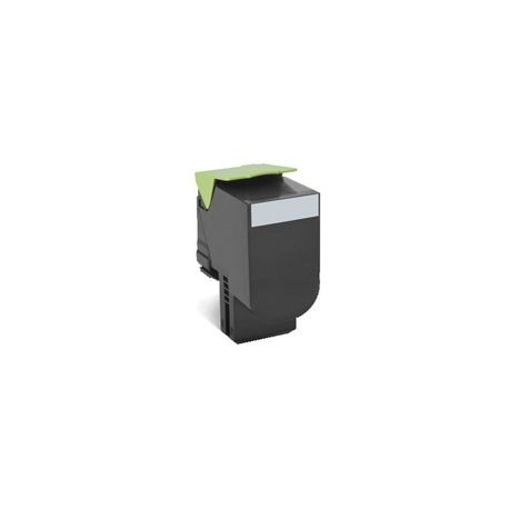 Toner Compatibile con Lexmark C702 CS310 Black