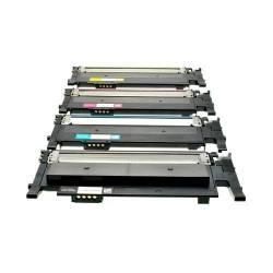 Toner Compatibile con Samsung CLP320 4072S Black