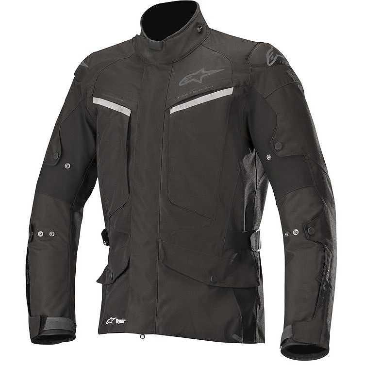GIACCA MOTO ALPINESTARS MIRAGE DRYSTAR JACKET BLACK ANTHRACITE COD. 3203318