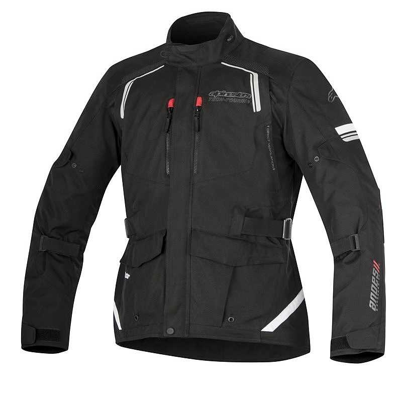 GIACCA MOTO ALPINESTARS ANDES V2 DRYSTAR JACKET BLACK COD. 3207517