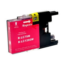 Cartuccia Compatibile con BROTHER LC1280XL Magenta