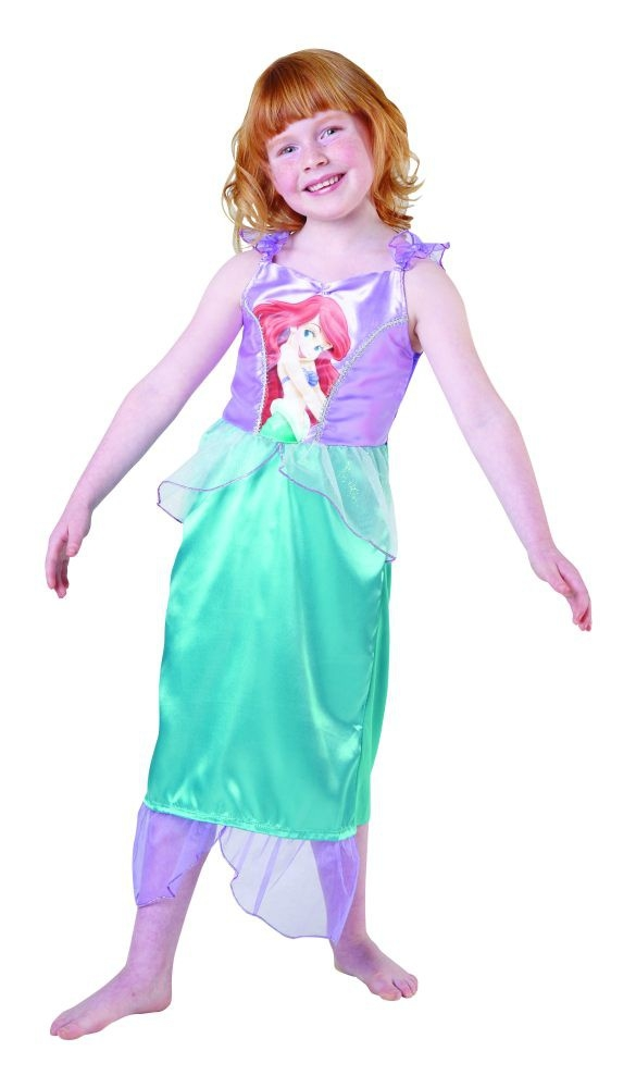 Costume Ariel La Sirenetta