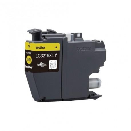 Cartuccia Compatibile con BROTHER LC3210XL LC3219 XL Yellow