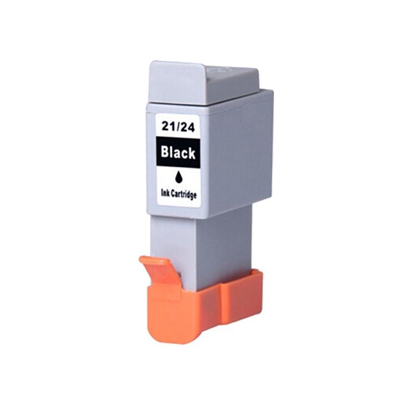 Cartuccia Compatibile con CANON BCI 21/24 BK