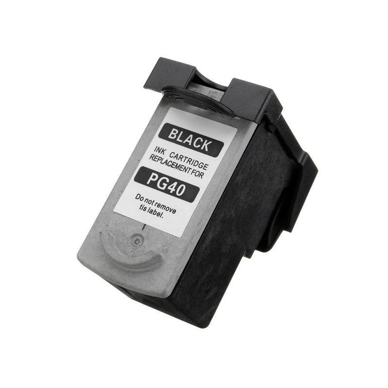 Cartuccia Compatibile con CANON PG40Black