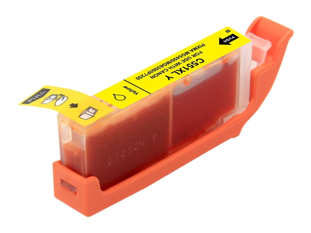 Cartuccia Compatibile con CANON CLI 551 XL Yellow