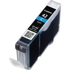 Cartuccia Compatibile con CANON CLI42 Ciano