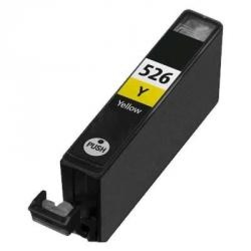 Cartuccia Compatibile con CANON CLI526 Yellow