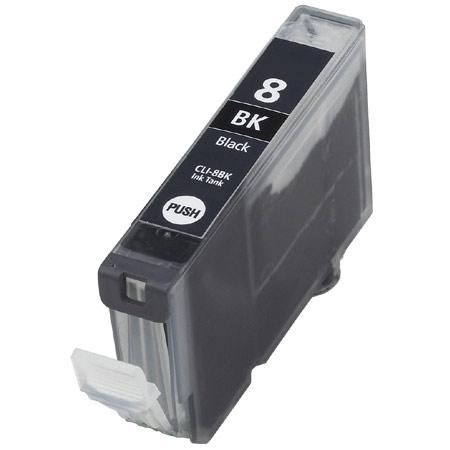 Cartuccia Compatibile con CANON CLI8 BK con chip